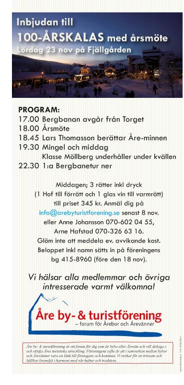 Annons Åre BTF_okt2013