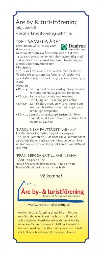 ÅrebladÅreByoTurist.pdf höstm. 2014